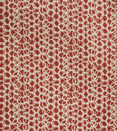 Home Decor 8''x 8''Swatch Upholstery Fabric-Bella Dura Miles Coral at Joann.com