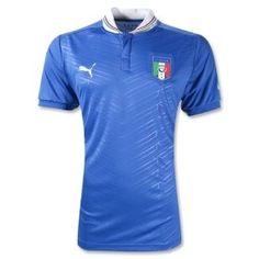 Italy Home Soccer Jersey Euro 2012 L'Italia maglia di calcio