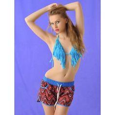 Pantalones Cortos Surferos Mujer PA162