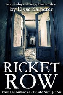 Welcome to the Asylum: You Know You're Certifiable: Horror Anthology Ricket Row Review