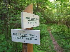 Hiking to Lord Hill and the Evans Notch Mica Mine #hiking #FreelanceWriter http://sectionhiker.com/hiking-to-lord-hill-and-the-evans-notch-mica-mine/?utm_campaign=coschedule&utm_source=pinterest&utm_medium=Terry