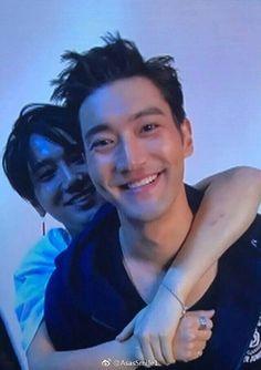 Yesung x Siwon
