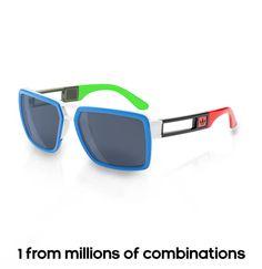 customized sunglasses by adidas Originals