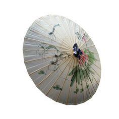 Chitao Traditional Chinese Folk Craftss Vintage Handicraft Oil-paper Umbrellas