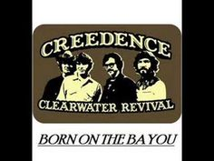 ▶ Creedence Clearwater Revival - Born On The Bayou - YouTube