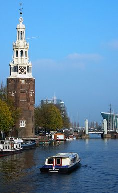 Amsterdam, Netherlands-Be sure and take a boat tour of the canals.
