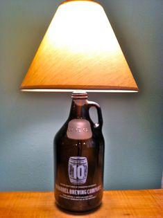 growler lamp