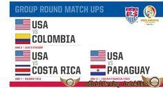 Grup A Copa America 2016