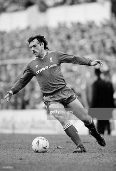 John Wark of Liverpool in action against Southampton during the FA Cup Semi-Final held at White Hart Lane, London on April Liverpool beat Southampton . Liverpool Football Club, Liverpool Fc, John Wark, Ipswich Town Fc, White Hart Lane, Retro Football, Fa Cup, Southampton, Tractor