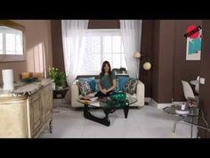 Pintar tu salón: fácil y barato - YouTube