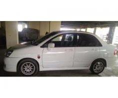 Suzuki Liana Almost New Model 2014 White Color For Sale In Karachi
