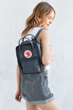 Fjallraven Kanken Mini Backpack @kenziemxller ☾☼