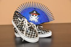We love these clear checkerboard vans, there aren't many available get yours at our Ebay shop www.stores.ebay.com/Lady-Yesterday-Consignment-Clothing #clearvans #checkerboard #skater #kidssneakers #calistyle