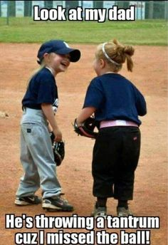 64 Ideas sport humor funny softball Your different types of recreational softball handbag Funny Softball Quotes, Funny Sports Memes, Softball Pictures, Sports Humor, Funny Memes, Funny Baseball Memes, Jokes, Funny Quotes, Mom Quotes