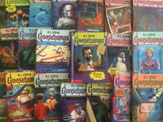 """Which """"Goosebumps"""" Book Scared You the Most?"""