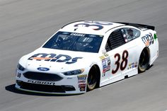 Starting lineup for Kobalt 400 Friday, March 4, 2016 Landon Cassill will start 27th in the No. 38 Front Row Motorsports Ford.  Crew Chief: Donnie Wingo Spotter: Tony Raines