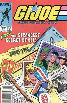 G.I. Joe: A Real American Hero (IDW, 1982) #26
