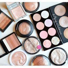 MOTD by @afaf.salman! #repost #makeuprevue #mkp #highlighter #bronzer #highlightandcontour #makeup #makeuphaul #vegasnay #sephorahaul #makeupaddict #sephora #ultabeauty