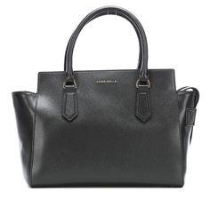 Oslo Handbag Leather black 29 cm