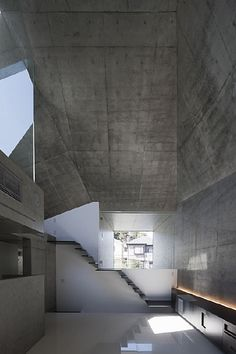 minimalism and concrete in harmony