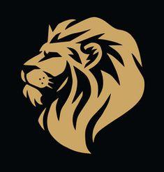 Vector images by the artist 'sewonboy'. Lion Wallpaper, Graphic Wallpaper, Lion Stencil, Lion Icon, Lion Vector, Lion Illustration, Lion Images, Line Art Vector, Lion Design