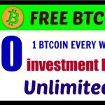 Earn Unlimited Bitcoin Without Investment Get Free Bitcoins II Profit Unlimited II Part 1