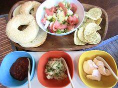 platter style dinner