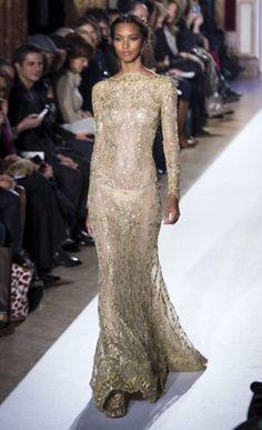 Paris Haute Couture: Zuhair Murad spring/summer 2013 in pictures - Fashion Galleries - Telegraph