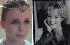 What Actors From Your Favorite Childhood Movies Look Like Now - The Neverending Story - The Childlike Empress-Tami Stronach Then And Now Photos, Stars Then And Now, Old Movies, Great Movies, Neverending Story Movie, Claudia S, Celebrities Then And Now, Childhood Movies, Mtv Videos