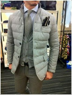 The this combo! All the Gray!!!