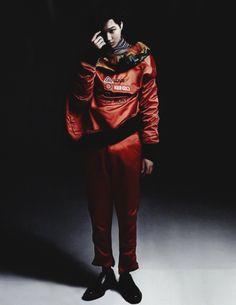 Jongin for NYLON #EXO