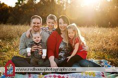 Family Photography | Copyright Jonna Nixon/Red House Photography 2012