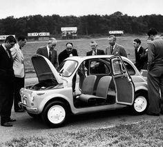 Fiat500nelmondo (@fiat500nelmondo) • Foto e video di Instagram Fiat 500, New Fiat, Microcar, Fiat Abarth, Historical Pictures, Alfa Romeo, Funny Images, Antique Cars, Automobile