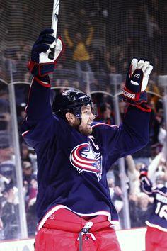 bcac684f4a5 Rick Nash - Columbus Blue Jackets Hockey Games