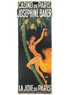 Josephine Baker Reference