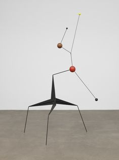 © 2020 Calder Foundation, New York / Artists Rights Society (ARS), New York. Painting and Sculpture