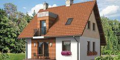 Proiect casa parter si mansarda - Smart Home Concept Smart Home, Concept, Outdoor Decor, Home Decor, Cots, Smart House, Decoration Home, Room Decor, Home Interior Design