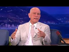 USA ILLINOIS ▶ John Malkovich Hates The Sound Of His Own Voice - YouTube