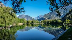 Lac de La Roche de Rame à 973 m - Guillestrois - Sur la route de Briançon - Le 17 mai 2017