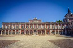 Palacio Real de Aranjuez (Aranjuez - Spain)