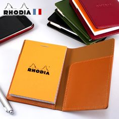 Rakuten: Wide difference memo cover slick SLICK for exclusive use of ロディア RHODIA No. 11 - Shopping Japanese products from Japan