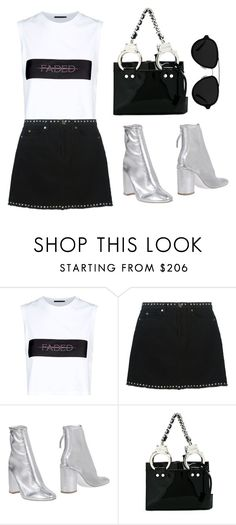 """Untitled #4479"" by lilaclynn ❤ liked on Polyvore featuring Alexander Wang, Yves Saint Laurent, MARIOS, Moschino, 3.1 Phillip Lim, YSL, AlexanderWang, saintlaurent, yvessaintlaurent and 31philliplim"