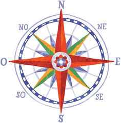 Compass Drawing, Compass Tattoo, Nautical Compass, Nautical Mile, Around The World Theme, Vintage Compass, Mariners Compass, Easy Coloring Pages, Barn Quilt Patterns