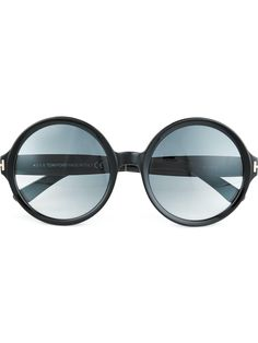 TOM FORD Juliet Oversized Round Frame Sunglasses - On Site Now.