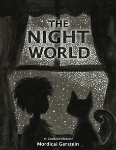 Everyone in the house is sleeping, but outside, the night world is wide-awake. It's a wonderful night to explore! Perfect for bedtime, this book from Caldecott Medalist Mordicai Gerstein celebrates the secrets of the night world and the joys of the sunrise.