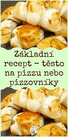 Pizza, Baked Potato, Ham, Food And Drink, Cooking Recipes, Sweets, Bread, Snacks, Chicken