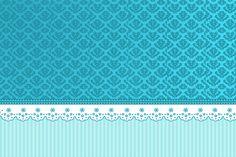 Montando minha festa: Arabesco Azul