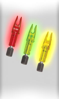 Lighted Nocks Getting Bowhunters Fired Up on http://www.deeranddeerhunting.com