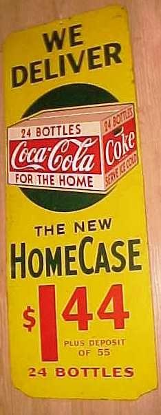 Coca-Cola Sold - Aubrey's Antiques: