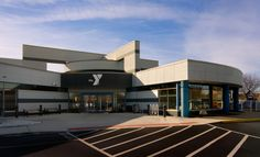 Fry Family YMCA Addition by Charles Vincent George Architects Photography by morimotophotography.com
